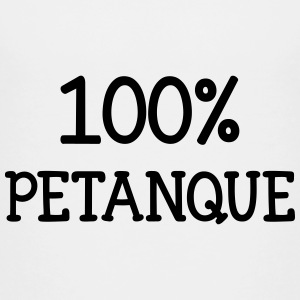 Petanque / Boules / Sport / Game / Pastis Shirts - Teenage Premium T-Shirt