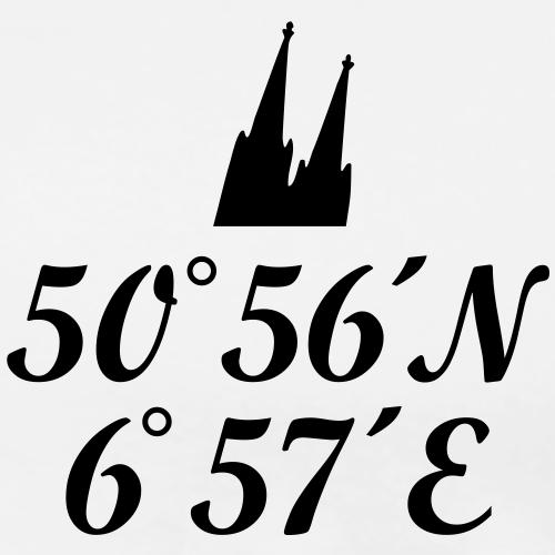Kölner Dom Koordinaten