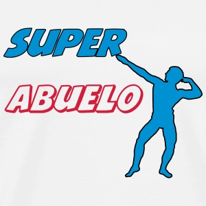 Super abuelo T-Shirts - Men's Premium T-Shirt