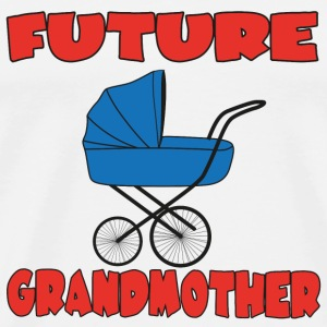 Future grandmother Tee shirts - T-shirt Premium Homme