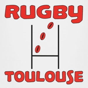 Rugby toulouse T-shirts - Premium-T-shirt barn