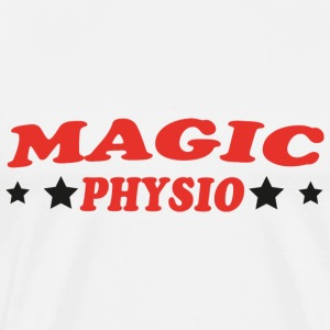 Magic physio T-Shirts - Men's Premium T-Shirt