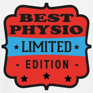 Best physio limited edition Tee shirts - T-shirt Premium Homme