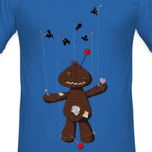Voodoo doll T-Shirts - Men's Slim Fit T-Shirt