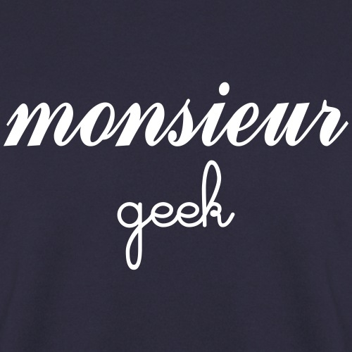 Monsieur Geek