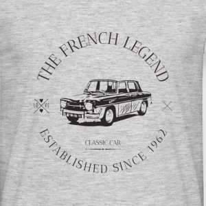 RENAULT R8 GORDINI FRENCH CAR Tee shirts - T-shirt Homme