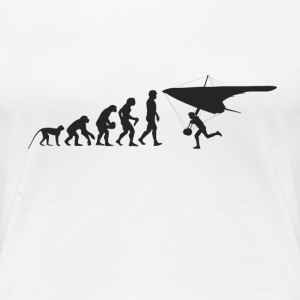 Glider evolution T-Shirts - Women's Premium T-Shirt