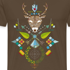 deer hunting - Men's Premium T-Shirt
