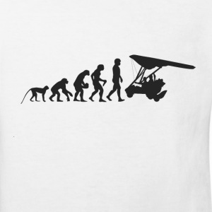 Glider evolution Shirts - Kids' Organic T-shirt