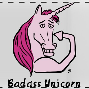 Badass Unicorn Tazze & Accessori - Tazza con vista