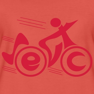 Sevic bike T-Shirts - Women's Premium T-Shirt