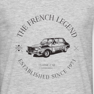 RENAULT R12 GORDINI FRENCH CAR Tee shirts - T-shirt Homme