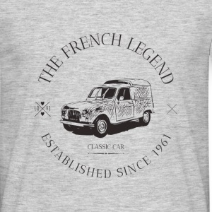 RENAULT 4L FRENCH CAR Tee shirts - T-shirt Homme