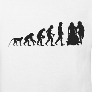 Bob Evolution Shirts - Kinderen Bio-T-shirt