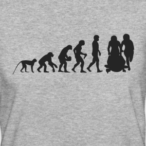 Bob Evolution T-shirts - Organic damer