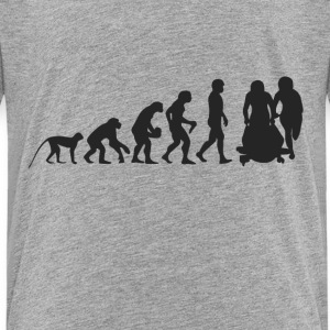 Bob Evolution Shirts - Kids' Premium T-Shirt