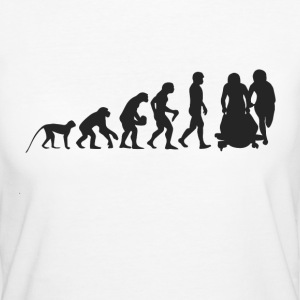 Bob Evolution T-Shirts - Women's Organic T-shirt