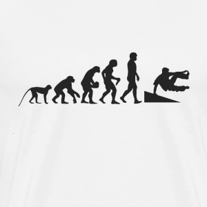 Inliner evolution T-Shirts - Men's Premium T-Shirt