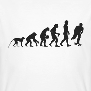 Skater Evolution T-Shirts - Men's Organic T-shirt