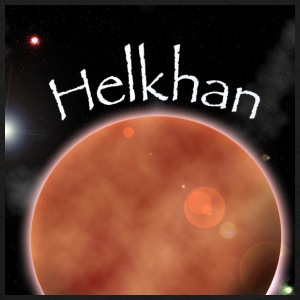 Helkhan planete Tee shirts - T-shirt Homme