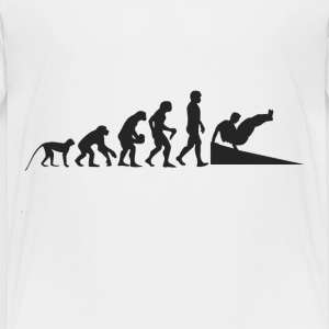 Parcour Evolution Shirts - Kids' Premium T-Shirt