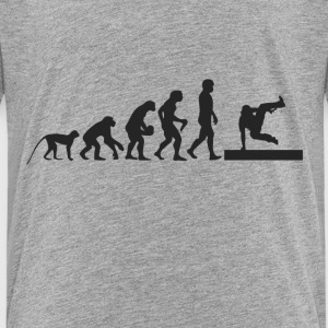 B-Boy Evolution Shirts - Kids' Premium T-Shirt