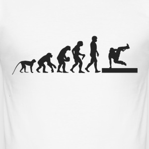 B-Boy Evolution T-Shirts - Männer Slim Fit T-Shirt