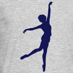 Dancing Girl - Männer T-Shirt