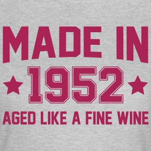 Made In 1952 Aged Like A Fine Wine T-Shirts - Women's T-Shirt
