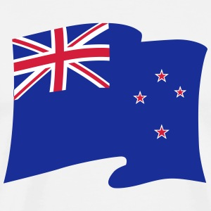 new zealand T-Shirts - Men's Premium T-Shirt