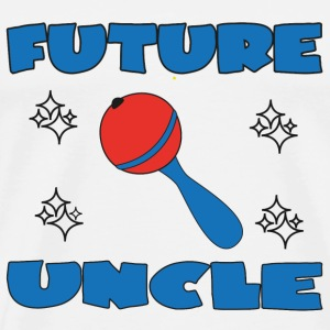 Future uncle Tee shirts - T-shirt Premium Homme