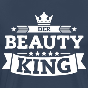Der Beauty-King T-Shirts - Männer Premium T-Shirt