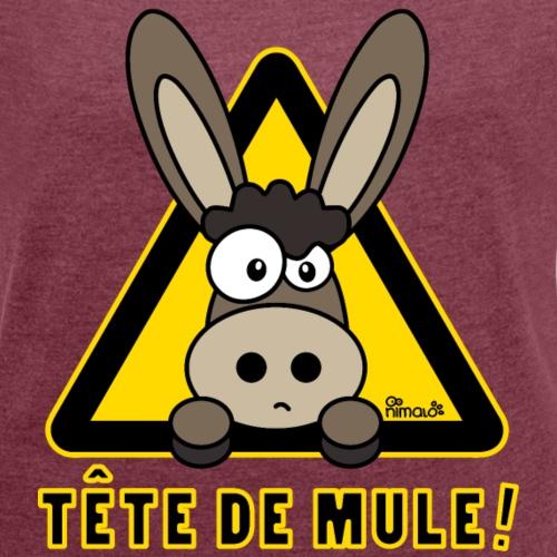 Âne, Tête de mule