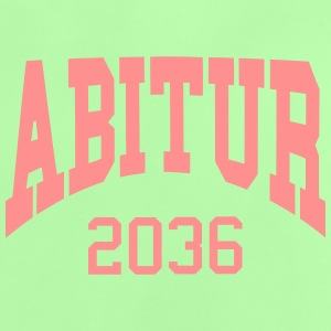 Abitur 2036 Collegestyle Baby T-Shirts - Baby T-Shirt