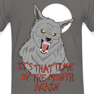 That Time of the Month T-Shirts - Men's Ringer Shirt