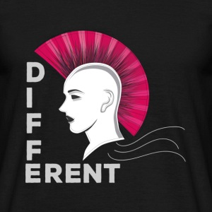 be different T-Shirts - Männer T-Shirt