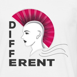 different T-Shirts - Männer T-Shirt