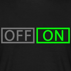 off on Tee shirts - T-shirt Homme