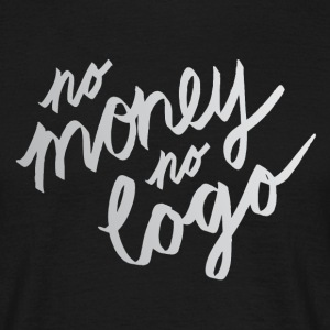 No Money No Logo | T-shirts Design - T-shirt Homme