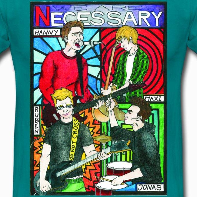 Necessary - Comic