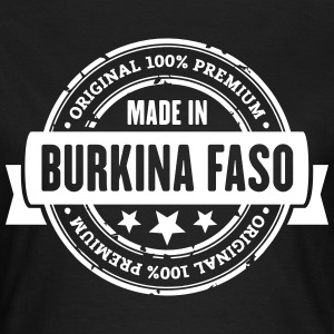 Made in Burkina Faso T-Shirts - Frauen T-Shirt