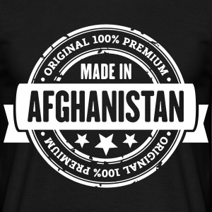 Made in Afghanistan T-Shirts - Männer T-Shirt