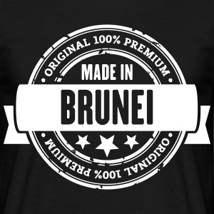 Made in Brunei T-Shirts - Männer T-Shirt