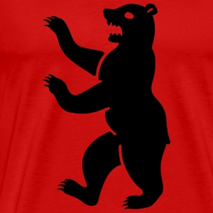 bear T-Shirts - Men's Premium T-Shirt