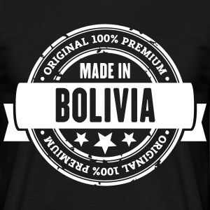 Made in Bolivia T-Shirts - Männer T-Shirt
