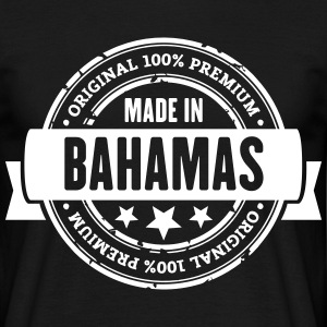 Made in Bahamas T-Shirts - Männer T-Shirt