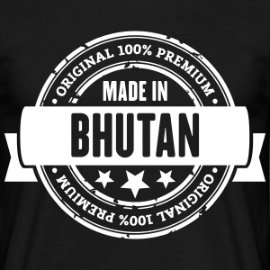 Made in Bhutan T-Shirts - Männer T-Shirt