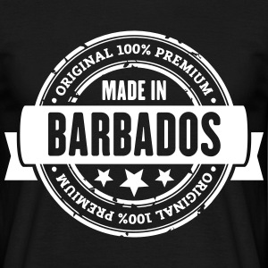 Made in Barbados T-Shirts - Männer T-Shirt