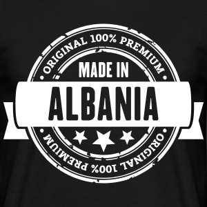 Made in Albania T-Shirts - Männer T-Shirt