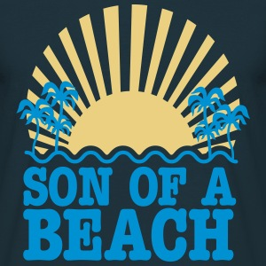 son of a beach T-Shirts - Männer T-Shirt